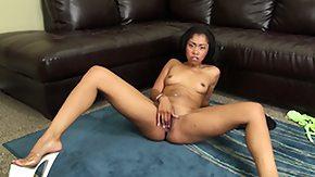 Yasmine, Asian, Dildo, Masturbation, Nude, Solo