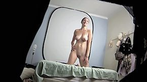 Photoshooting HD porn tube Photo barrage peeking creep of to be sure hot big buxom israeli photo barrage