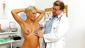 Hospital, Blonde, Czech, Hospital, Mature, Short Hair