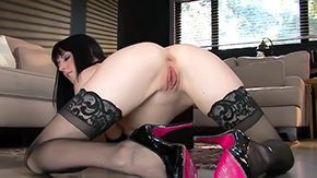 Stocking Masturbation, Amateur, Babe, Banana, Boots, Cunt