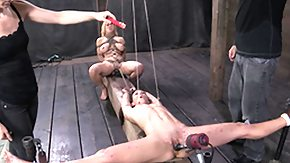 Punishment, BDSM, Blonde, Brunette, MILF, Mistress