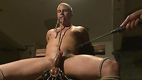 Free Cbt HD porn videos 30 minutes Of Torment. Straight gentleman takes clover clamps to the balls