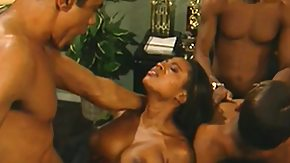 Kimber Blake, 4some, African, Big Tits, Black, Black Big Tits